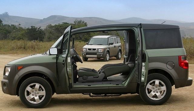 2018 Honda Element Release date and Specs