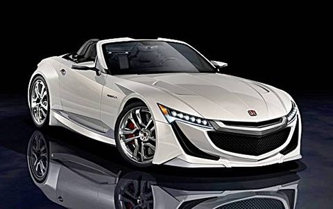 The 2018 Honda S2000 New Review
