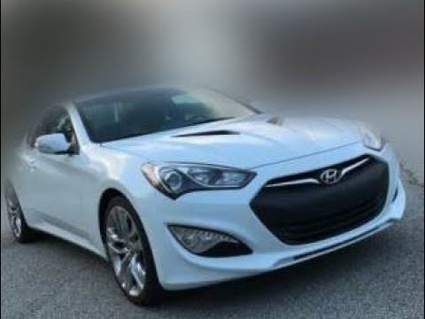 Best 2018 Hyundai Genesis Coupe Overview