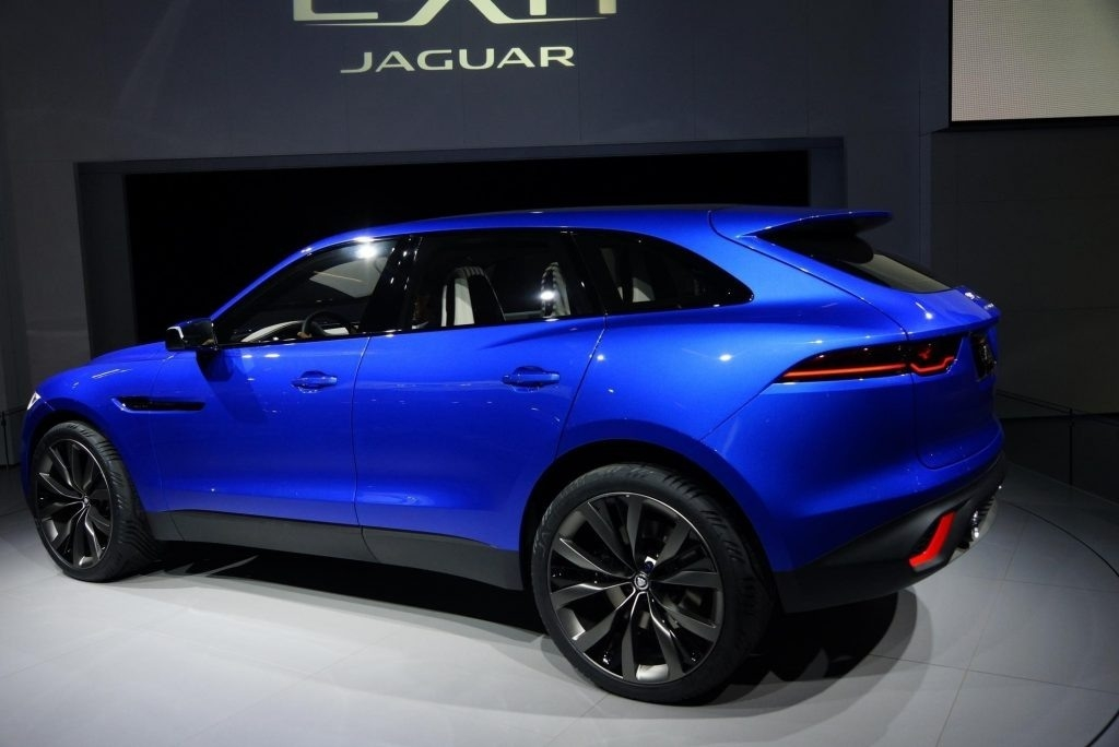Best 2018 Jaguar C X17 CRossover New Release