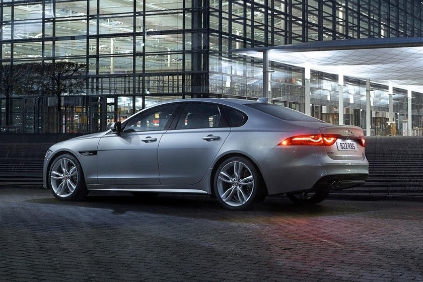 The 2018 Jaguar Xf Specs and Review