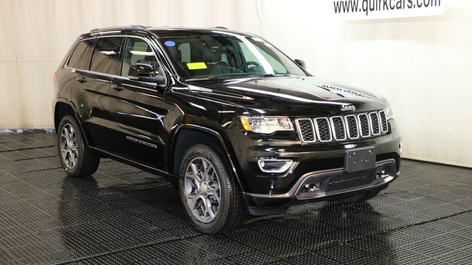 2018 Jeep Grand Cherokee New Release