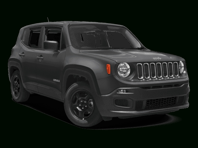 The 2018 Jeep Renegade Review and Specs