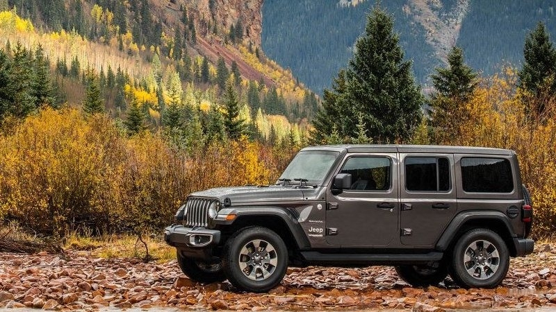New 2018 Jeep Wrangler New Review