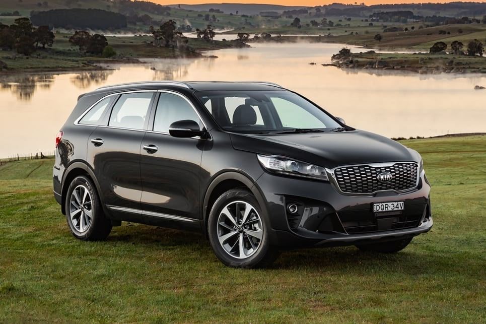 Best 2018 Kia Sorento Overview
