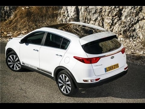 New 2018 Kia Sportage Review Concept
