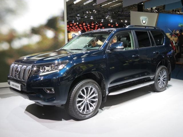 The 2018 Land CRuiser Price and Release date