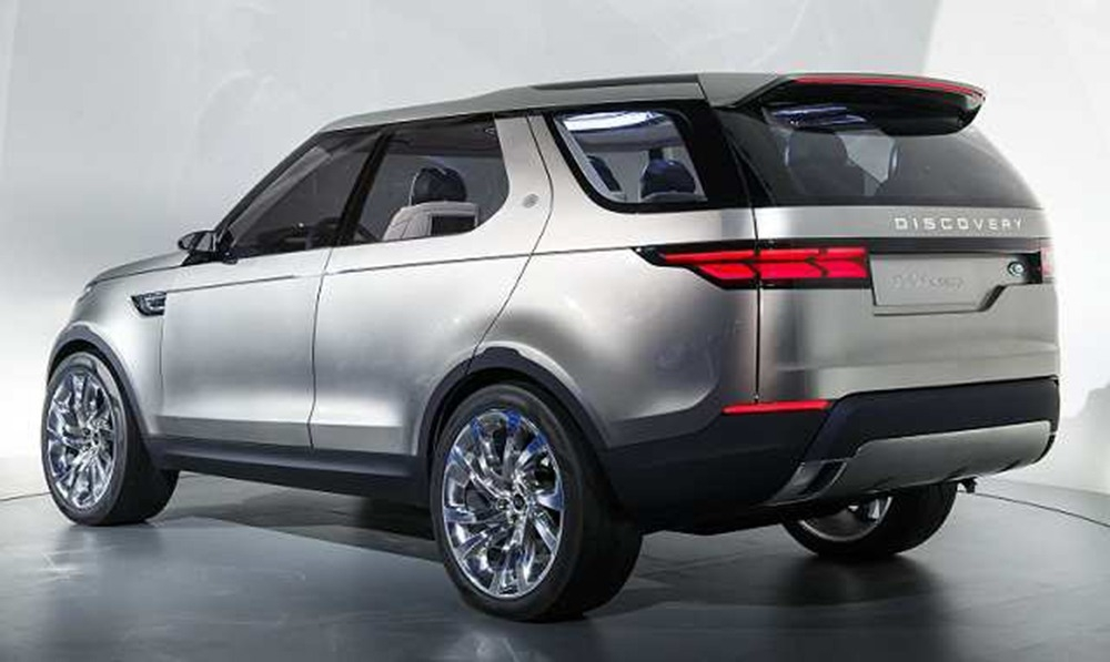 2018 Land Rover Lr4 Price and Release date