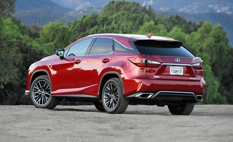 New 2018 Lexus Rx 350 Redesign