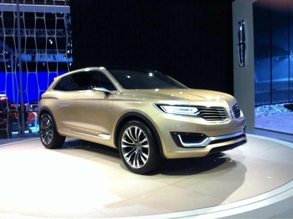 Best 2018 Lincoln Mkx At Beijing Motor Show Redesign and Price