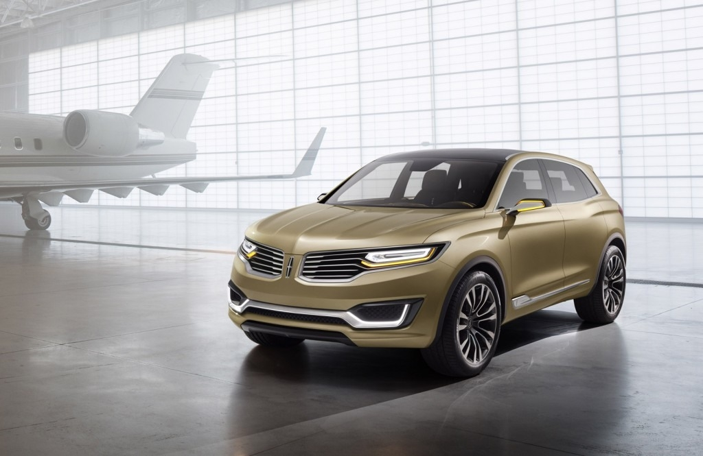 New 2018 Lincoln Mkx At Beijing Motor Show Review and Specs