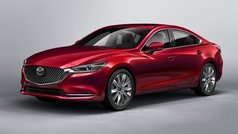 2018 Mazda 6 Coupe Overview