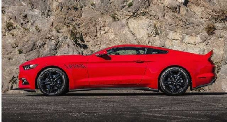 The 2018 Mustang Mach Specs and Review