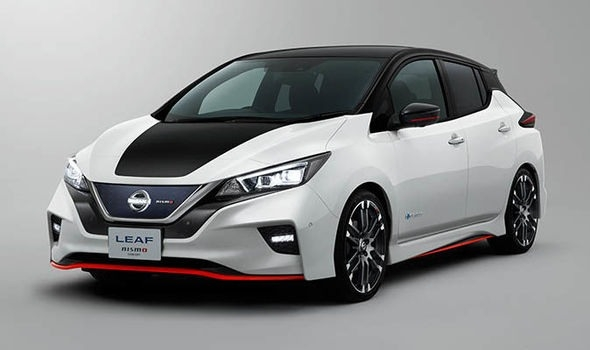 2018 Nissan Leaf Picture