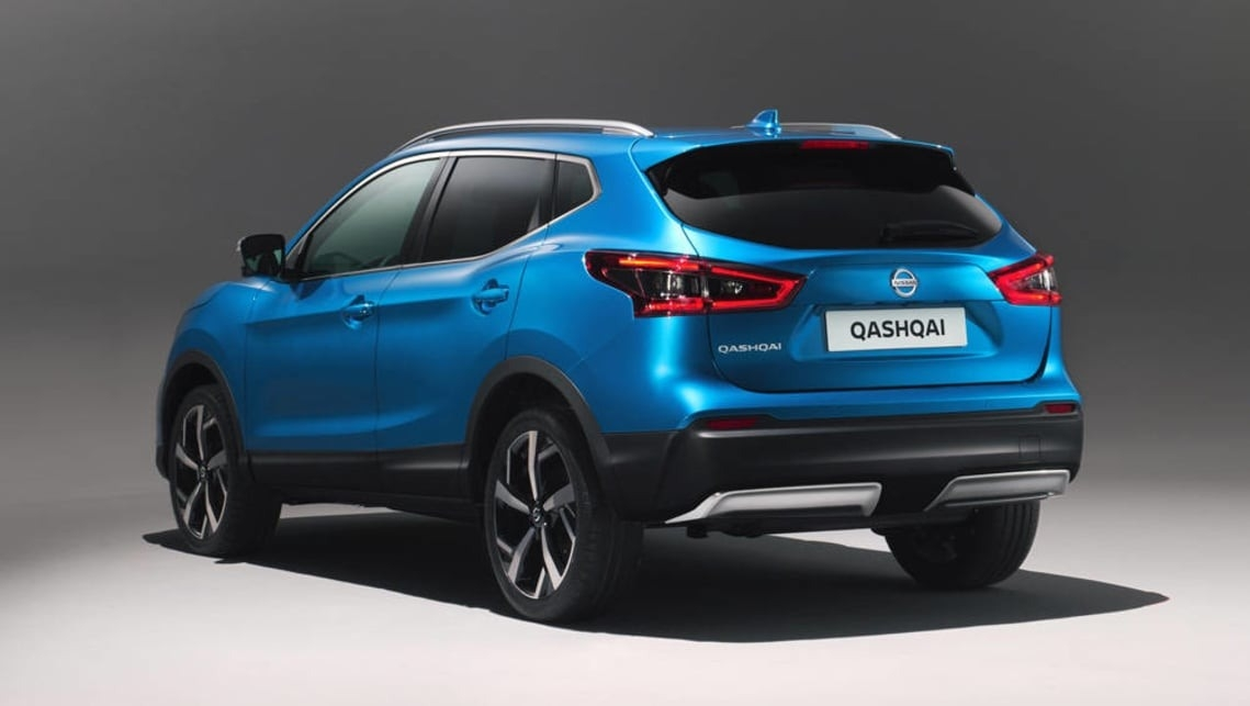 The 2018 Nissan Qashqai New Interior