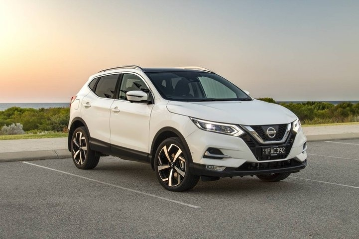 New 2018 Nissan Qashqai Review and Specs
