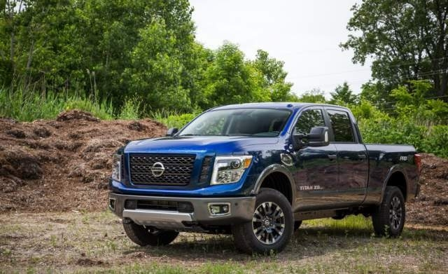 New 2018 Nissan Titan Diesel Price and Release date
