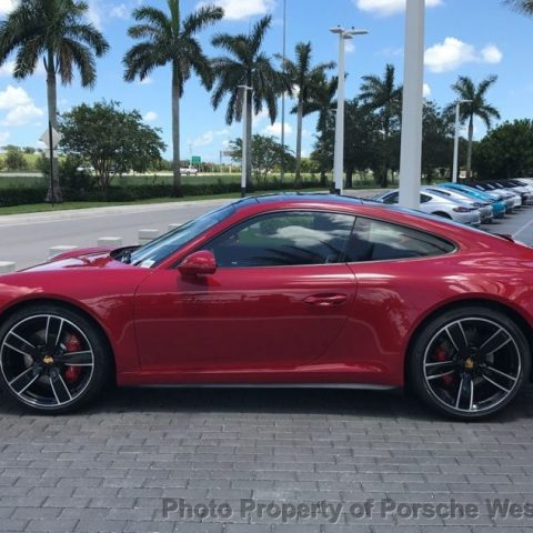 New 2018 Porsche 911 Carrera New Release