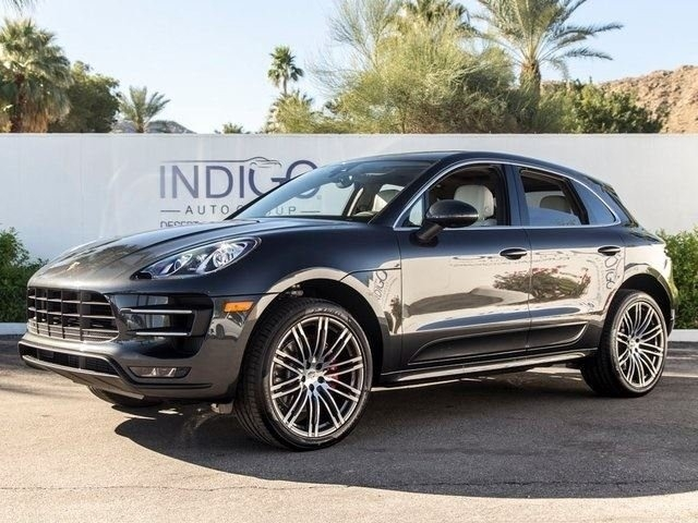 New 2018 Porsche Macan Turbo Overview