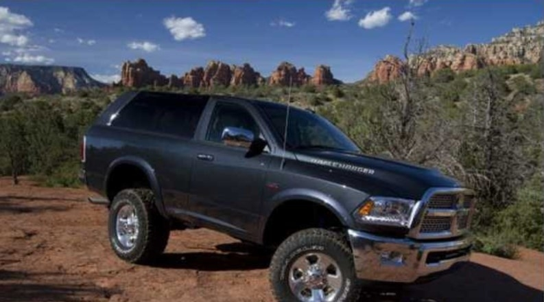 The 2018 Ram charger Release date and Specs