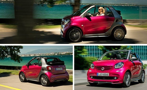 2018 Smart Fortwo New Release