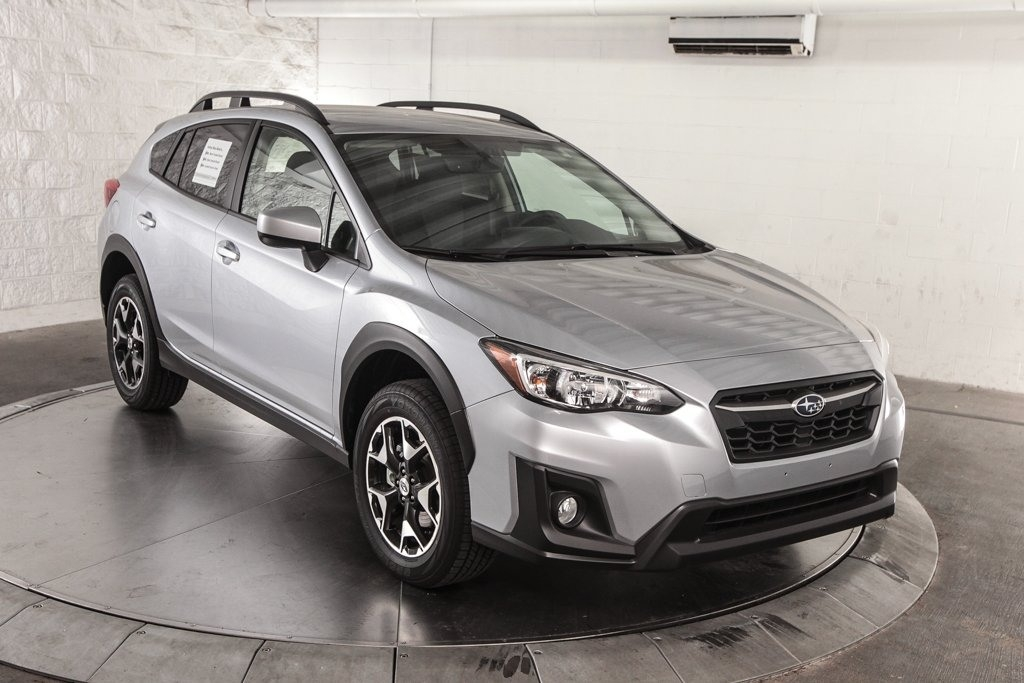 The 2018 Subaru CRosstrek Spy Shoot