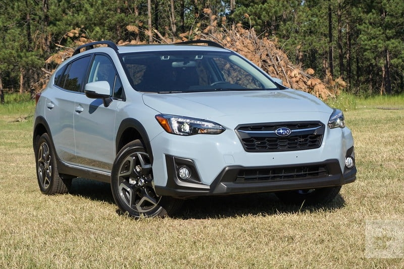 Best 2018 Subaru CRosstrek New Interior