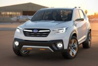 The 2018 Subaru Forester Review and Specs