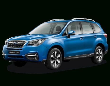 Best 2018 Subaru Forester Price and Release date