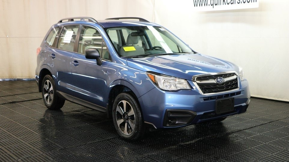 2018 Subaru Forester First Drive