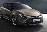 The 2018 Toyota Corolla New Release