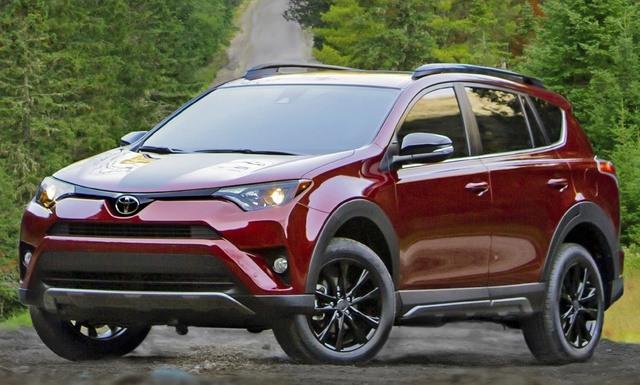 Best 2018 Toyota Rav4 Price