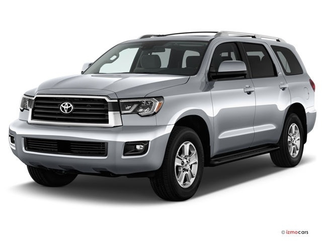 The 2018 Toyota Sequoia Redesign