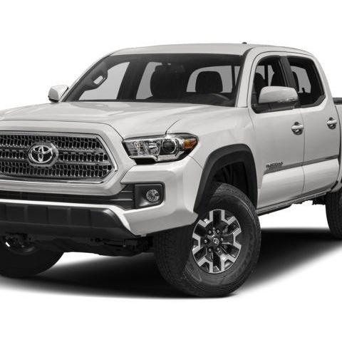 The 2018 Toyota Tacoma First Drive