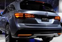 The 2019 Acura Mdx  Gallery Interior