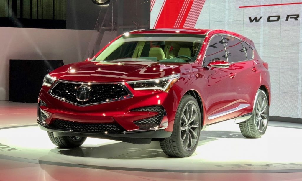 Best 2019 Acura Mdx Pre Auto Redesign and Price