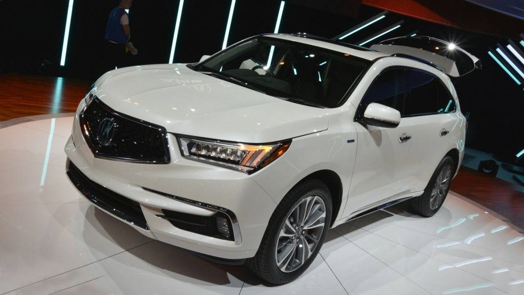 The 2019 Acura Mdx Rumors Overview