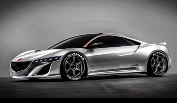 Best 2019 Acura Nsx Type R New Interior