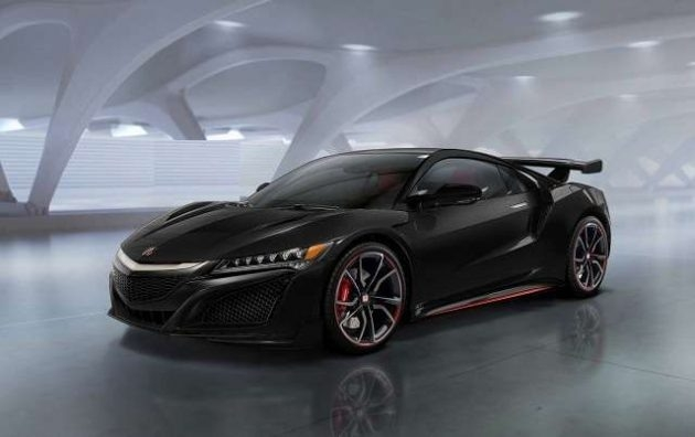 Best 2019 Acura Nsx Type R Price and Release date