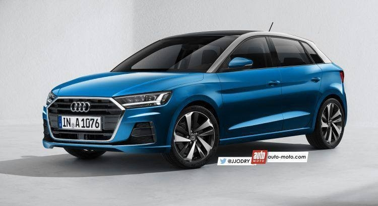 The 2019 Audi Q1 New Review