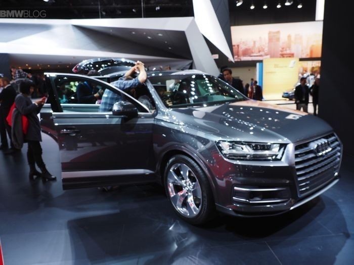 Best 2019 Audi Q7 Colors Release Date
