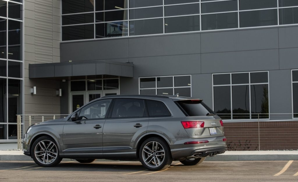 Best 2019 Audi Q7d Fuel Economy Price and Release date