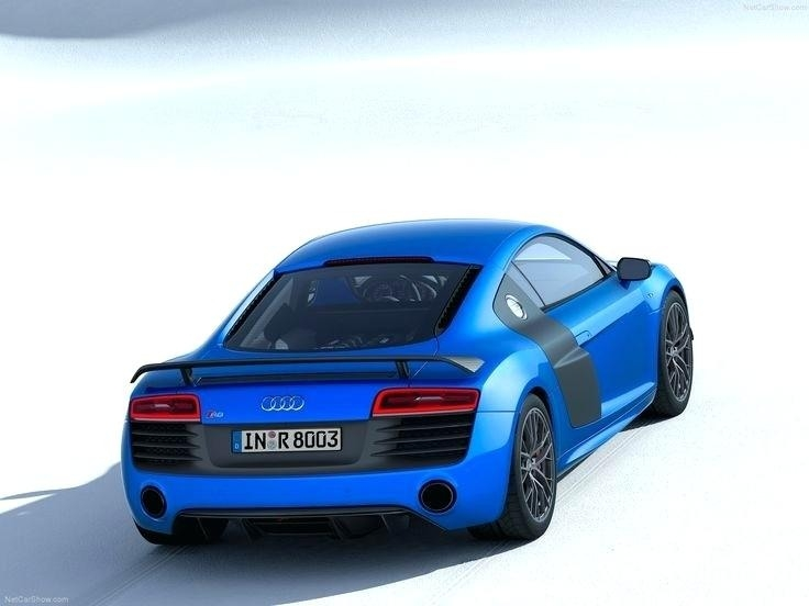 The 2019 Audi R8 LMXs Review