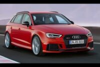 2019 Audi Rs3 Sportback Spy Shoot