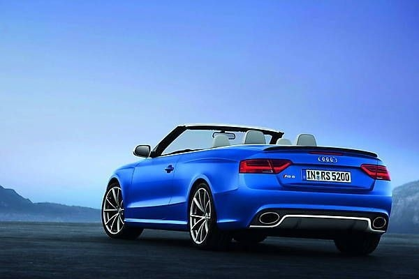 New 2019 Audi Rs5 Cabriolet Price and Release date