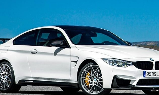 2019 BMW M4 Colors First Drive