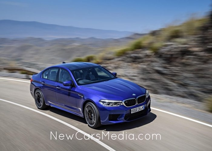 2019 BMW M5 Get Engine System Review and Specs