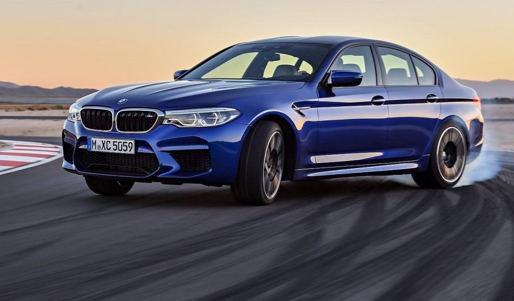 New 2019 BMW M5 Get Engine System Overview