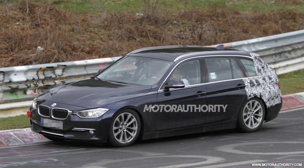 The 2019 BMW Touring Overview