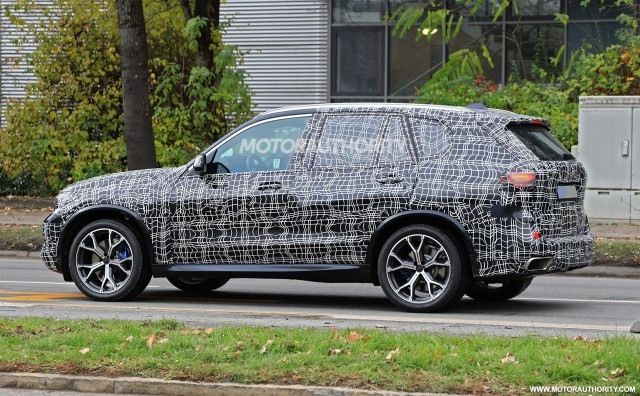 The 2019 BMW X5 Overview